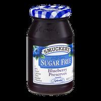Smucker's Sugar Free Preserves Blueberry