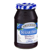 Smucker's Sugar Free Preserves Blueberry