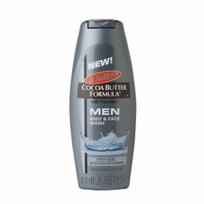 Palmer's Cocoa Butter Formula Men's Body & Face Wash, 13.5 oz