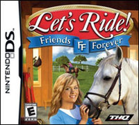 THQ Let's Ride Friends Forever