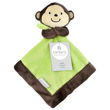 Triboro Quilt Co. Carter's Monkey Security Blanket