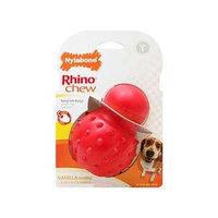 Nylabone Rhino Cone Dog Chew Toy, Wolf