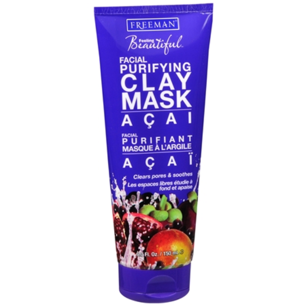 Freeman Feeling Beautiful Clay Purifying Facial Mask