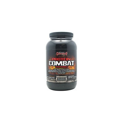 Ultimate Nutrition Protein Combat Powder, Chocolate, 3.11 Pound