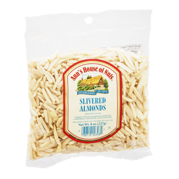 Ann's House of Nuts Slivered Almonds