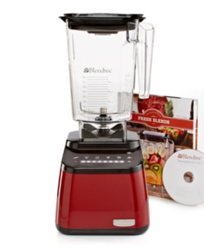 Blendtec - Designer Series WildSide Tabletop Home Blender DD28PA04A-A1GP1D00 Red