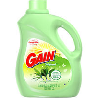 Gain With FreshLock Original Liquid Fabric Softener 120 Loads 103 Fl Oz