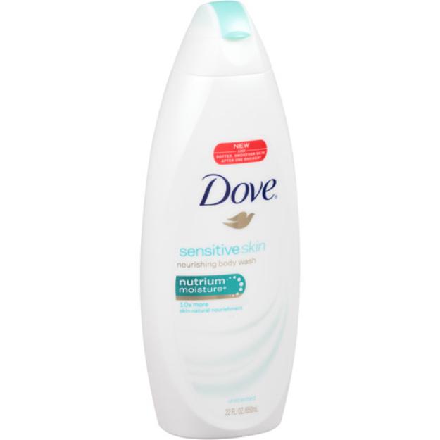 Dove Sensitive Skin Nourishing Body Wash