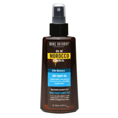 Marc Anthony True Professional Dry Body Oil, Oil of Morocco Argan Oil, 4.05 fl oz