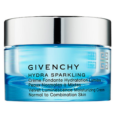 Givenchy Hydra Sparkling Velvet Luminescence Moisturizing Cream 1.7 oz
