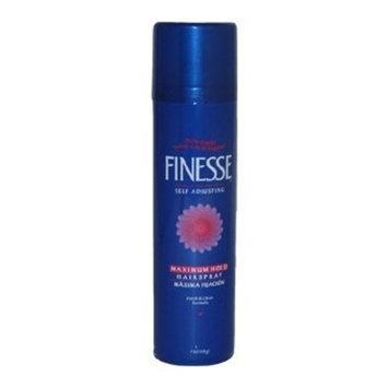 Finesse Aerosol Hairspray, Maximum Hold - 7oz.