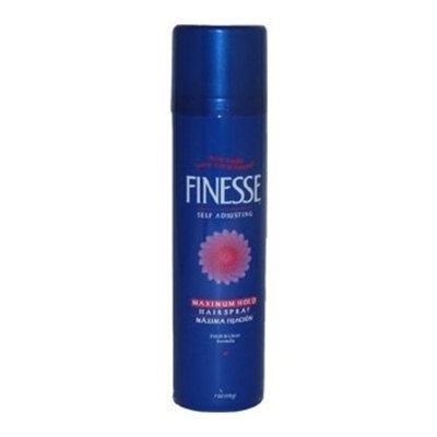 Finesse Aerosol Hairspray, Maximum Hold - 7oz.