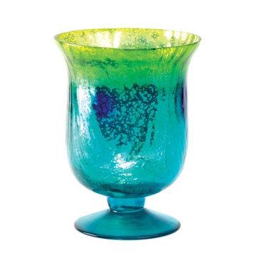 Koehlerhomedecor Mediterranean Pedestal Candle Vase