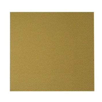 King Zak Ind Lillian Tablesettings 22935 Gold Solid Beverage Napkin 3 Ply - 960 Per Case