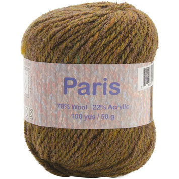 Roundbook Publishing Group, Inc. Elegant Yarns Paris Yarn Hazel