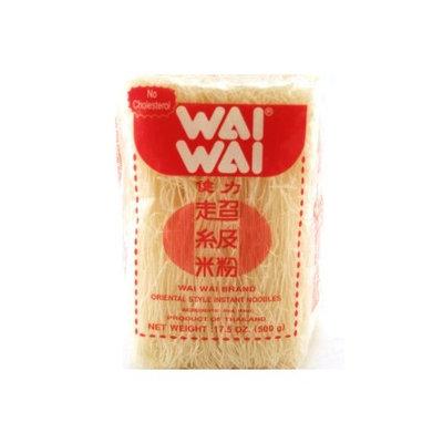 Wai Wai Oriental Style Instant Rice Noodles
