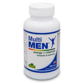 Alfa Vitamins Laboratories Inc Multi Men / Vitamins and Minerals. Antioxidant. Immune System Support