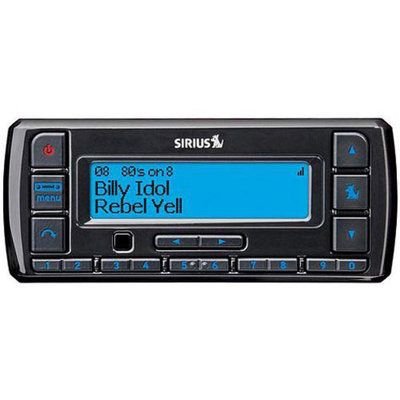 SIRIUS Sirius Stratus 7 Dock and Play Radio with Car Kit