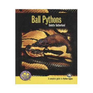 TFH Ball Pythons: A Complete Guide to Python Regius