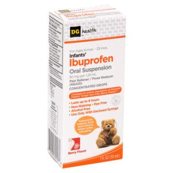 DG Health Infants' Ibuprofen Drops - Berry Flavor