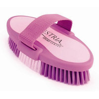 Desert Equestrian Equestria Sport Oval Body Brush Large Purple E
