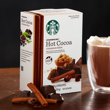 Starbucks? Cinnamon Dolce Hot Cocoa Mix