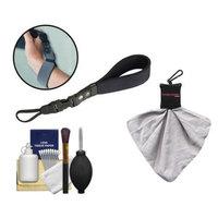OP/Tech Op/Tech USA SLR Camera Wrist Strap (Black) with Accessory Kit
