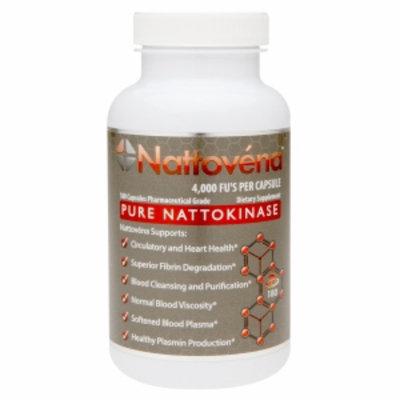 Arthur Andrew Medical Nattovena Pure Nattokinase 4,000 FU's, Capsules, 180 ea