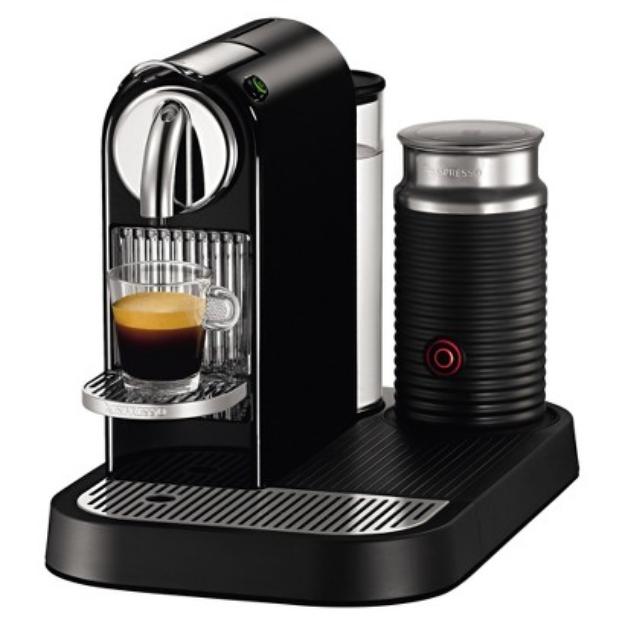 Nespresso Citiz & Milk Espresso Machine - Black