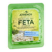 Athenos Feta Cheese Crumbled Reduced Fat