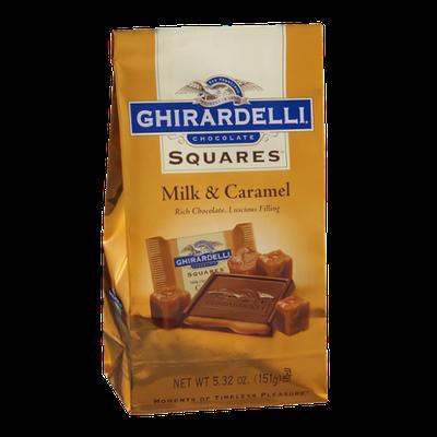 Ghirardelli Chocolate Squares Milk & Caramel