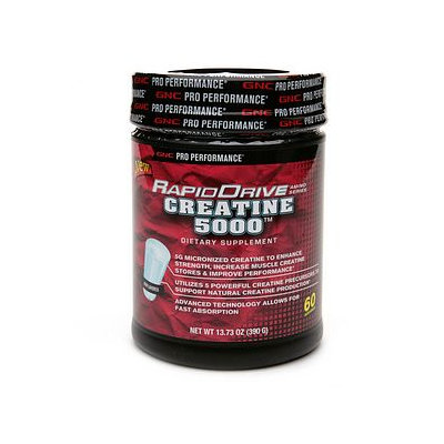 GNC Pro Performance RapidDrive Creatine 5000