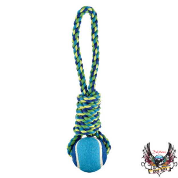 Bret Michaels Pets RockTM Single Loop Dog Toy