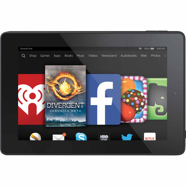 Amazon - Fire Hd - 7
