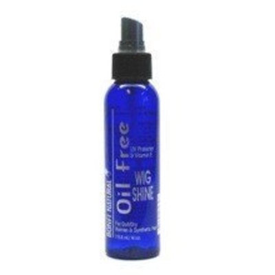 Bonfi Natural Oil Free Wig Shine Spray 8oz