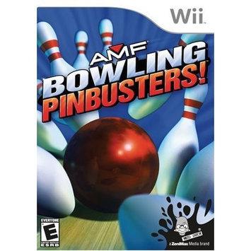 Bethesda Amf Bowling Pinbusters - Nintendo Wii [Nintendo Wii]