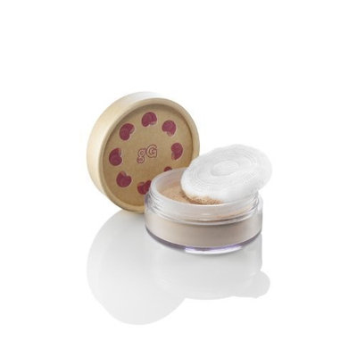 GEO GIrl geoGiRL 2BH (To Be Honest) Mineral Powder and Puff
