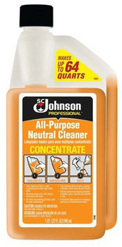 S.c. Johnson SC Johnson 32 Oz Professional All Purpose Neutral Cleaner Concentrate (74432)