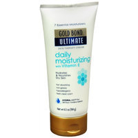 Gold Bond Ultimate Daily Moisturizing with Vitamin E