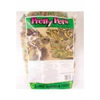 Pretty Bird International SPB77320 3-Pound Tortoise Food, Large