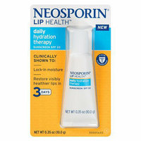Neosporin Lip Health Daily Hydration Therapy
