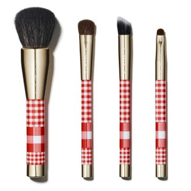 Target makeup brush set