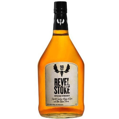 Revelstoke Revel Stoke Spiced Whisky 1.75l