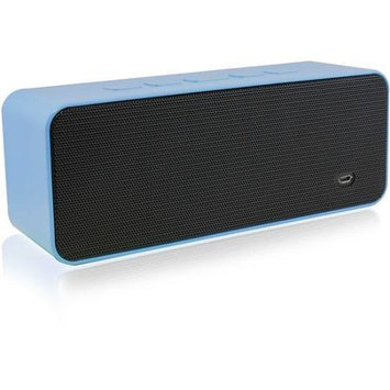 Adesso XTREAMS2BL Blue Bt Wl 5v Spkr Portable Subwoofer