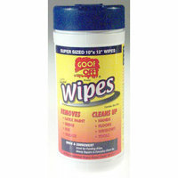 Goof Off FG681 10-In. X 12-In. Wipes - 36-Pack