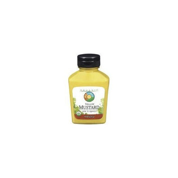 Full Circle Organic Yellow Mustard (Case of 12)