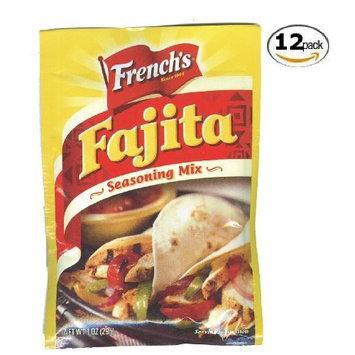 French's Fajita Seasoning Mix
