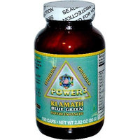 Klamath Blue Green Algae Klamath Blue-Green Algae Power 3+ 400 mg - 160 Tablets