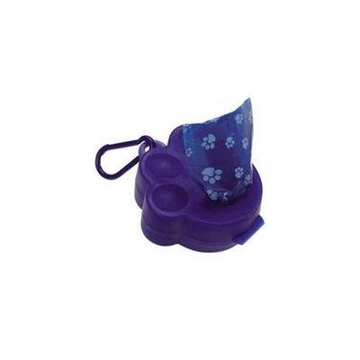 Clean Go Pet ZW4634 19 Pawprint Waste Bag Holder Navy