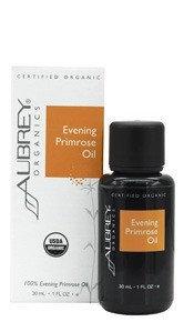 Aubrey Organics Evening Primrose Oil